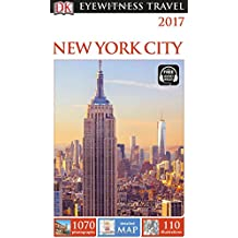 DK Eyewitness Travel Guide New York City (Eyewitness Travel Guides)