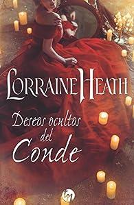 Deseos ocultos del conde par Lorraine Heath