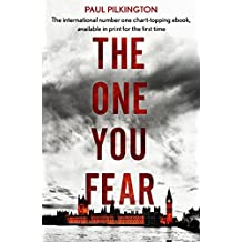 The One You Fear: Emma Holden Suspense Mystery Trilogy: Book Two