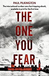 The One You Fear: Emma Holden Suspense Mystery Trilogy: Book Two (Emma Holden Trilogy)