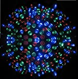 YTM(TM) 400 LED 40M Multi Coloured Solar Fairy Light Waterproof -- Garden Outdoor Christmas Decoration Lights