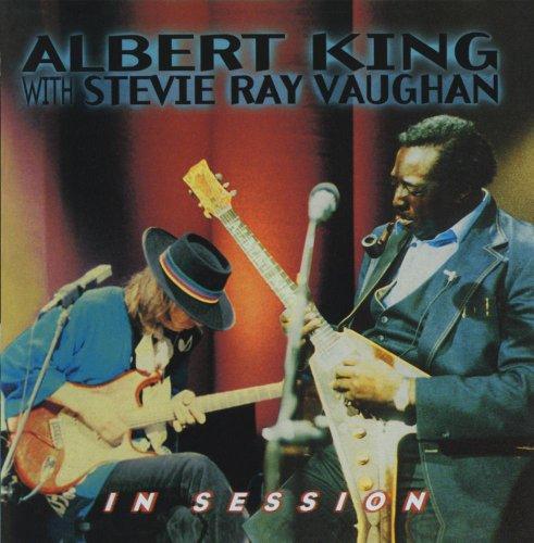 In Session Albert King-box