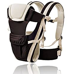 Aayat Kids Prime Sporty Luxury Head Supported Multi Use with Solid Waist Belt X1