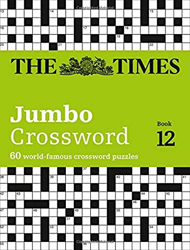 The Times 2 Jumbo Crossword Book 12 por The Times Mind Games