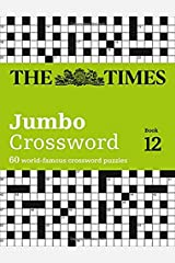 The Times 2 Jumbo Crossword Book 12: 60 of the World's Biggest Puzzles from the Times 2 Paperback