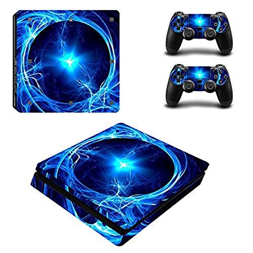 morbuy-ps4-slim-skin-consola-design-foils-vinyl-pegatina-sticker-and-2-playstation-4-slim-dualshock-