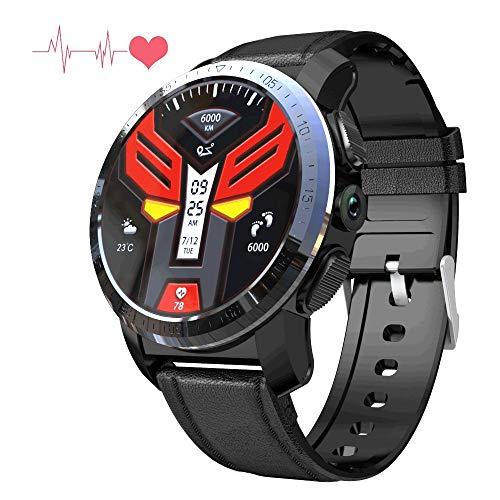 ZLI Smartwatch De Health & Fitness Tracker GPS Incorporado