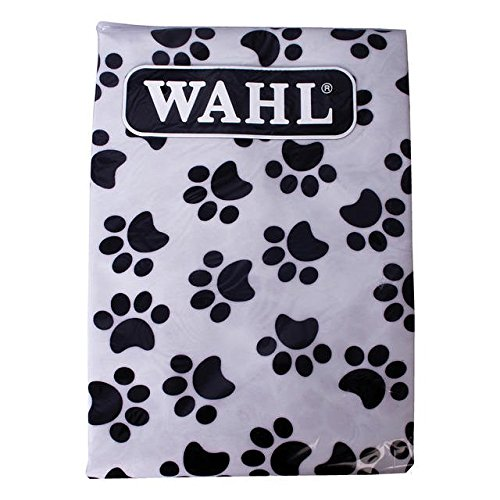 WAHL Schürze für die Haustierpflege, mit Hundepfoten-Muster (Wahl Clippers Herren)