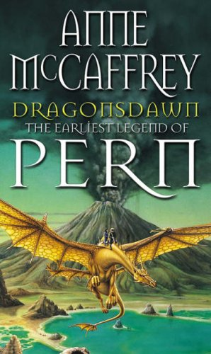 Cover of Dragonsdawn (Pern)