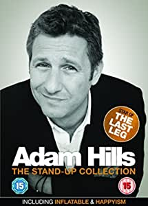 Adam Hills: Inflatable/Happyism [DVD] by Adam Hills