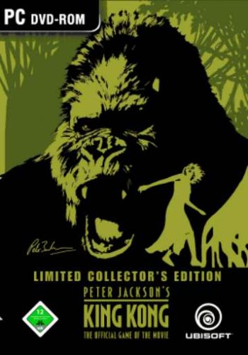 Peter Jackson's King Kong - Limited Collector's Edition -