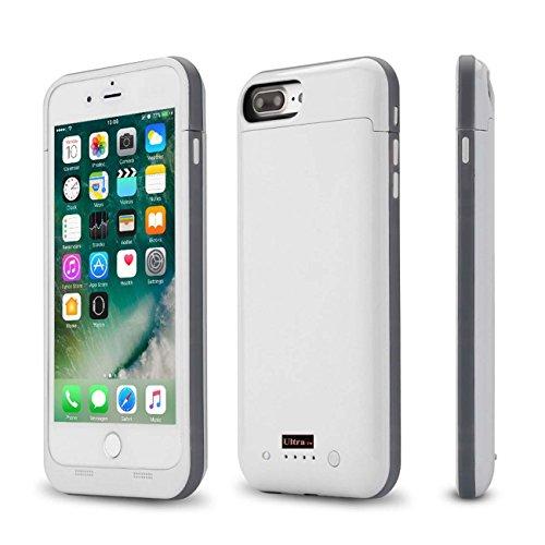 Ultra® weiß mit einem Silber Rand farbig Iphone 7 4,7