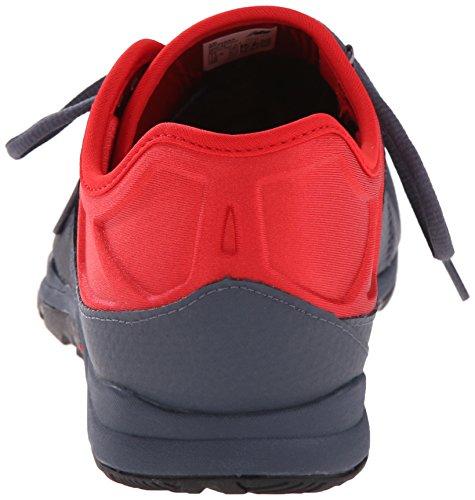 New Balance Men's 20v5 Minimus Training Shoe, Black/Red, 10 D US BR5