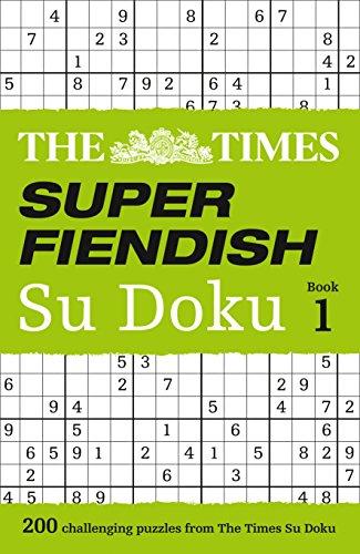 the-times-super-fiendish-su-doku-book-1