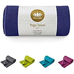 Lotuscrafts Toalla Yoga | Antideslizante | 183 x 61 cm