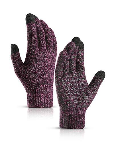 Knit Gloves...
