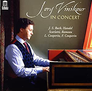 Jory Vinikour in Concert [Import allemand]