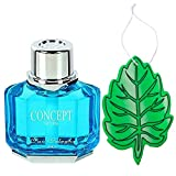 #10: Elite Combo Deal Concept Autodoc Car Perfume Fresh Blue Berry with Hanging Fresh Apple Tree Air Freshener for Car