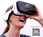 FREE Delivery + THREE MONTH REPLACEMENT WARRANT ON MANUFACTURING DEFECTS. Comes with Inbuilt Touchscreen button so as to click when smartphone is inside the My VR Goggles Infinity VR Headset. Phone pallet are used instead of clippers [used in other V...