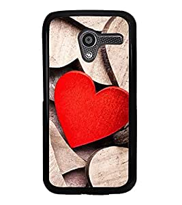 ifasho Designer Back Case Cover for Motorola Moto X :: Motorola Moto X (1st Gen) XT1052 XT1058 XT1053 XT1056 XT1060 XT1055 (Love Love Cushions Couple Rings For Love In Silver Love More)