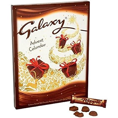 Advenimiento Galaxy 110G Calendario (Paquete de 4)