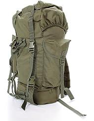 Miltec 14023001 Airsoft - Mochila (65 L), diseño militar, color verde