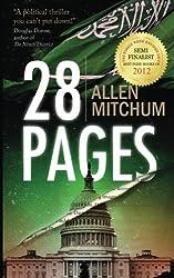 28 Pages: A Political Thriller by Allen Mitchum (2011-10-21)