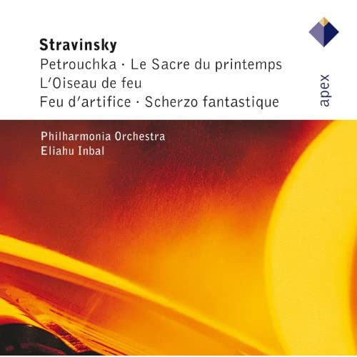 Stravinsky : Le Sacre Du Printemps [Rite Of Spring, 1947 Version] : VIII Dance Of The Earth