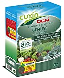 CUXIN DCM Naturdünger für Gemüse 3,5 kg