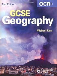 OCR (B) GCSE Geography Textbook (2nd Edition)