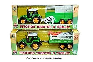 A to Z 1336 Tractor y Remolque, Multi