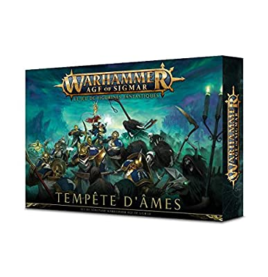 Games Workshop Tempête d'âmes - 80-19-01 - Warhammer Age of Sigmar - Français