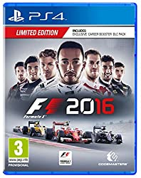 F1 2016 - Limited Edition /PS4