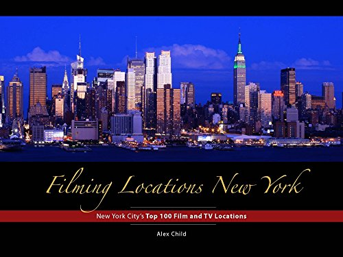 Filming Locations New York: 200 Iconic Scenes to Visit por Alex Child