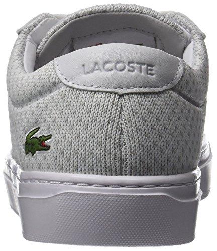 Lacoste L.12.12 Lightweight 118 1 Cam, Baskets Homme Blanc (Wht/Lt Gry)