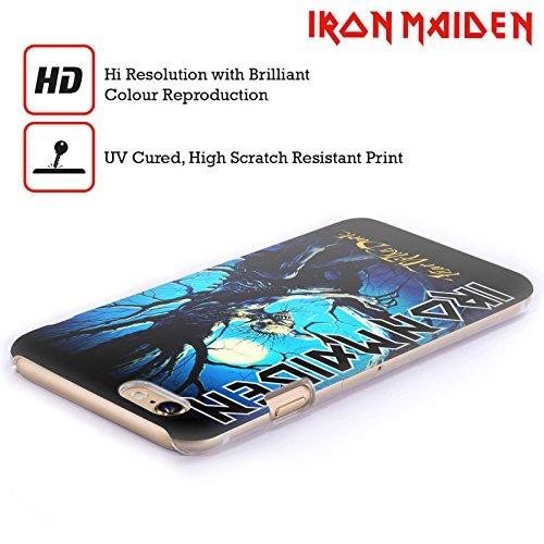 Offizielle Iron Maiden Somewhere Plattencover Ruckseite Hülle für Apple iPhone 6 / 6s FOTD