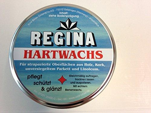 Regina Hartwachs farblos 1000 ml Dose Bodenwachspaste