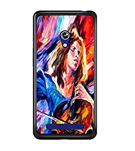PRINTSWAG QUOTES Designer Back Cover Case for ASUS ZENFONE 5 A501CG