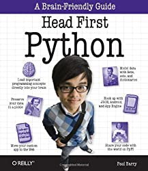Head First Python: A Brain-Friendly Guide by Paul Barry (2010-11-24)