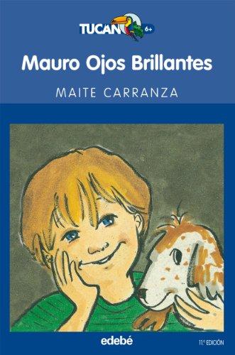 Mauro Ojos Brillantes (TUCÁN AZUL) por Maite Carranza