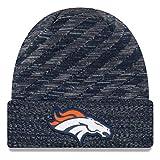 New Era NFL Sideline 2018 Strick Mütze - Denver Broncos