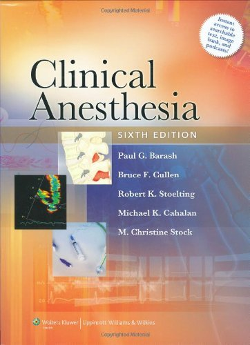 Clinical Anesthesia (2009-04-14)