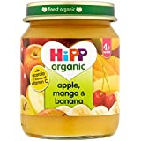 HiPP Organic Apple, mangue et banane 125g