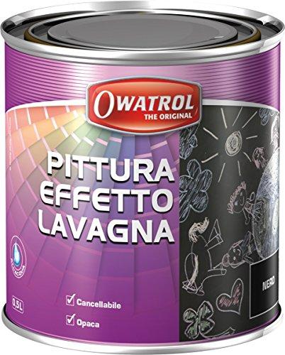OWATROL Lavagna 500 ml colore: Nero