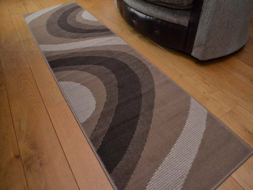 trend-chocolate-brown-and-beige-wave-rug-8-sizes-available-60cm-x-225cm-runner