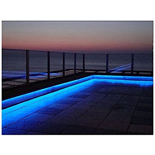 Online Leds 5M   16.3ft Landscape Decking Garden Outside Color Changing Led  Strip Lighting Flexible LED Light Strip   Indoor/Outdoor Accent Lighting  Set ...