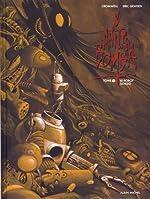 Anita Bomba, Tome 1 - Le robot schizo de Cromwell