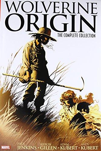 Wolverine: Origin - The Complete Collection - Wolverine Marvel Comics