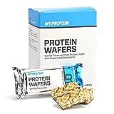 Myprotein - Protein Wafers, Vanilla, Proteinreiche Waffeln, 400 g