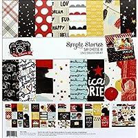 Simple Stories Decir Queso III colección Kit